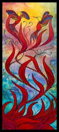 Firebirds (2014) Brona Wingell