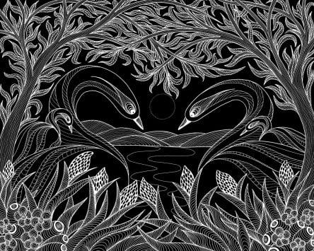 Swan Lake (2015) Broňa Wingell